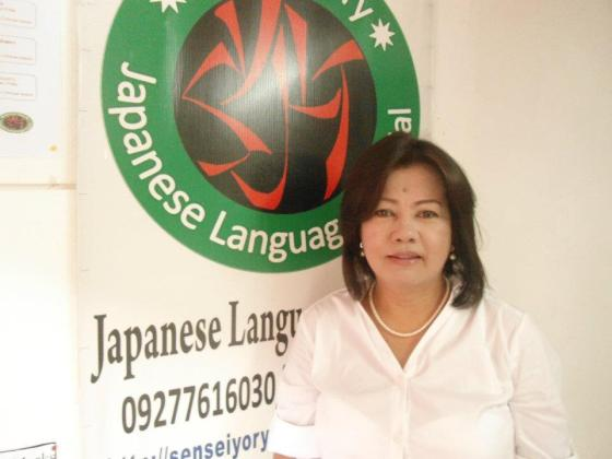 SYJLT@ Teacher at Cainta Rizal Branch Yori Morantte Took Bachelor of Science in Commerce Major in Management at La Consolacion University of the Philippines . Took Practice Teaching 1& 2 at japan Foundation Makati City  Studied Japanese language and Culture at TESDA Taguig City Presently Studying Asian Class Language at University of the Philippines